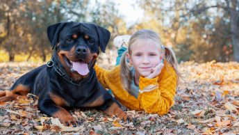 Are Rottweilers good with kids