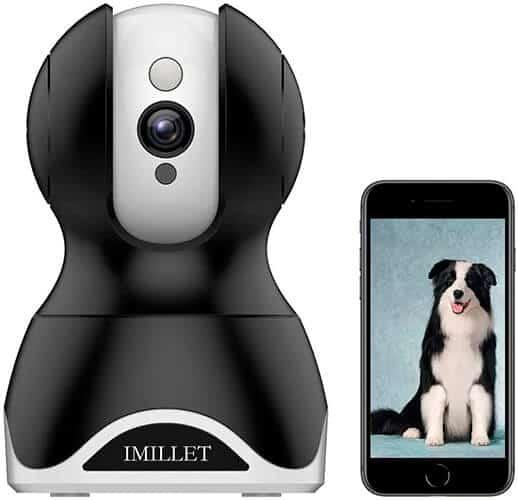 IMILLET WiFi Pet Camera