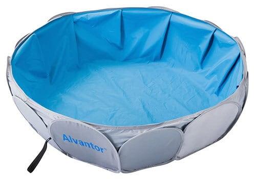 Alvantor Pet Swimming Pool Dog Bathing Tub