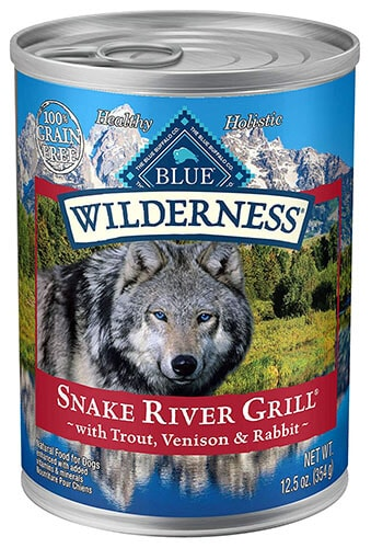 Blue Buffalo Blue Wilderness Regional Recipes Snake River Grill