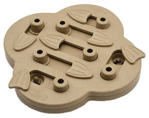 Nina Ottosson by Outward Hound Hide n' Slide Puzzle Toy for Dogs