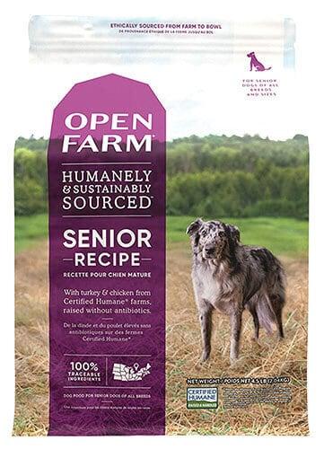 Open Farm Senior Dry Dog Food Recipe