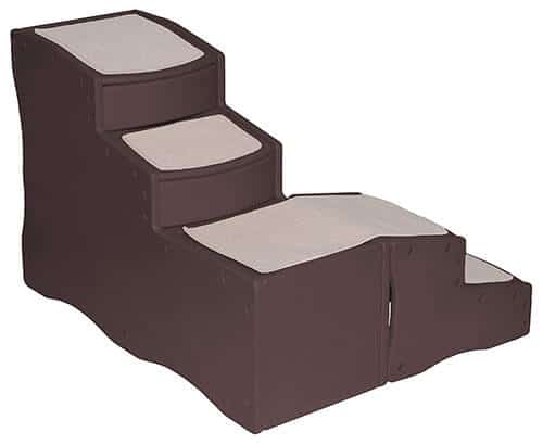 Pet Gear Easy Step Bed Stair for Cats and Dogs