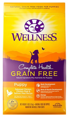 Wellness Complete Health Grain Free for Puppy