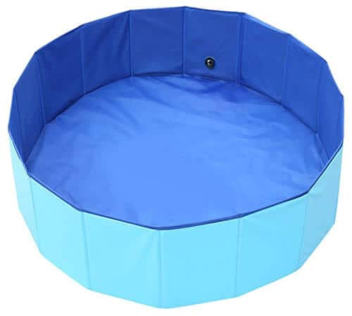 YXFT Foldable Pet Dog Water Pool