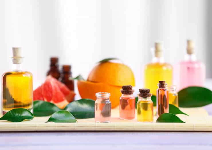 Essential oils to treat dog fleas