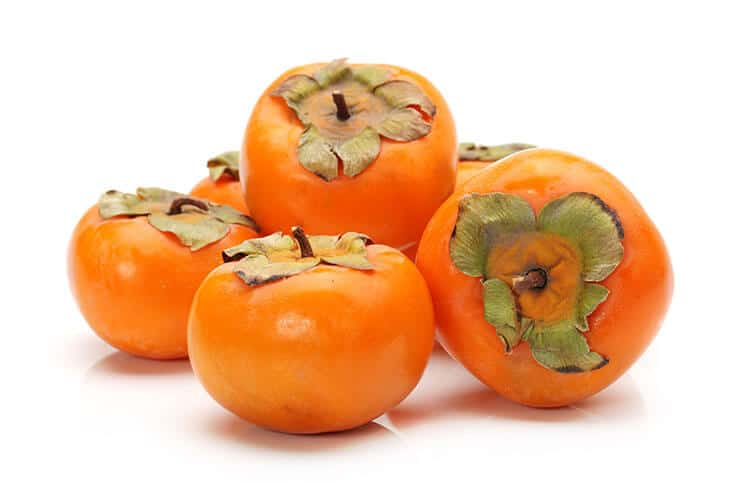 Are Fuyu persimmons safe for your dog
