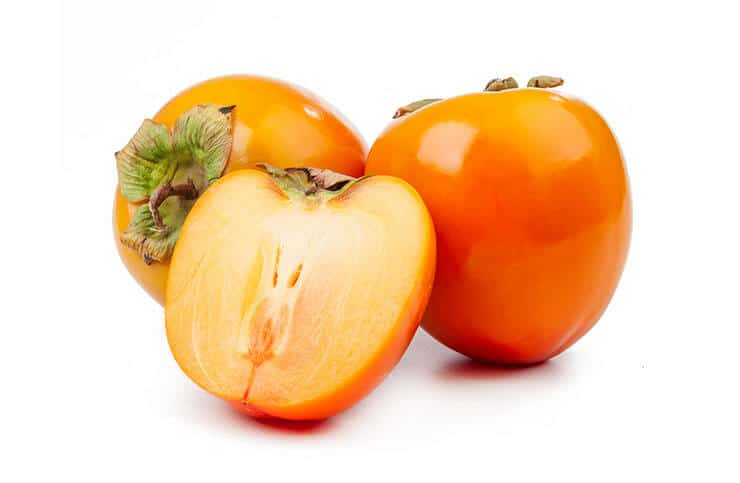 What are persimmons