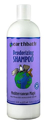 Earthbath Deodorizing Shampoo Mediterranean Magic