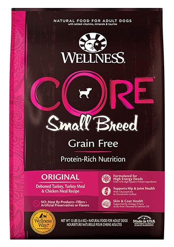 Wellness CORE Small Breed Original